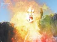Taro's Ultra Dynamite in Mebius