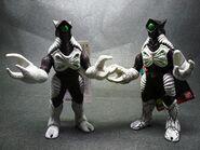 Alien Zamu toys
