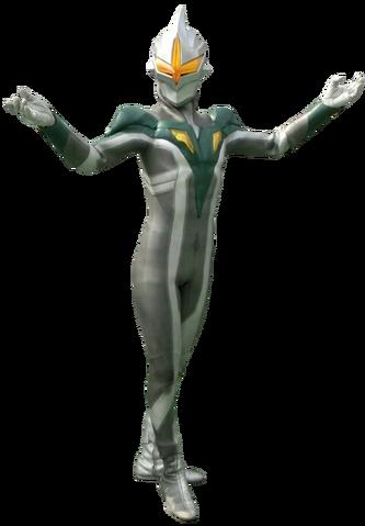 File:Ultraman Zero Mirror Knight Render.png