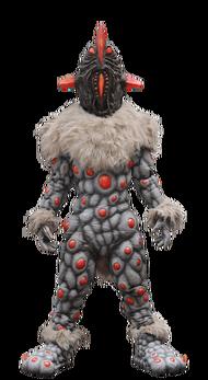 Alien Nackle Mebius