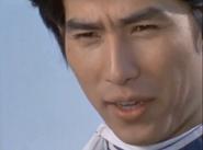 Kotaro reveal himself as Ultraman Taro