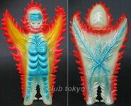 Yamanaya Kitty Fire glow blue spray