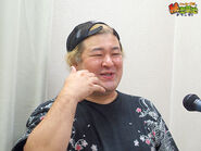 Tetsu in an interview