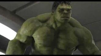 Hulk Vs Loki - Puny God-0