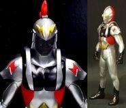 Ultraman Zoffy (Melos Armor)