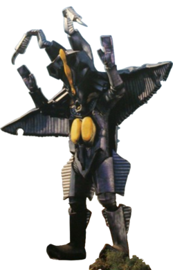 Powered zetton