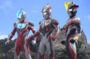 Ginga Victory & X