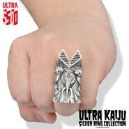 Silver Ring Baltan wear