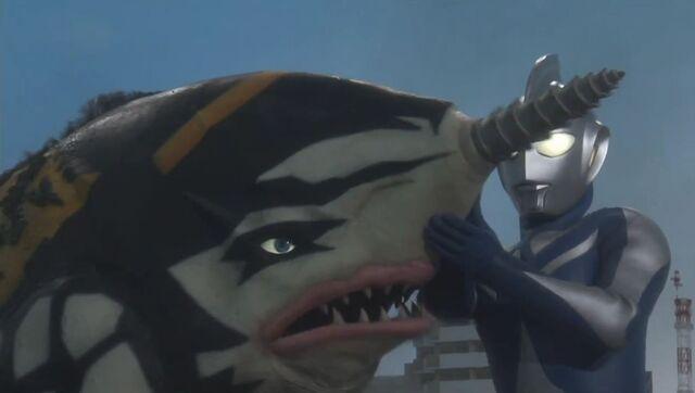 File:Ultraman Saga-Gubila Screenshot 003.jpg