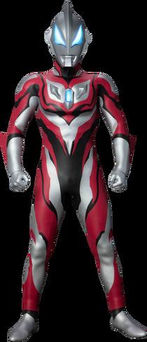 Ultraman Geed render