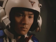 Daigo looks the Spark Lens