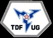 UG belt buckle