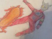 Ultraman leo by galaxilord1954ex-dban9hi