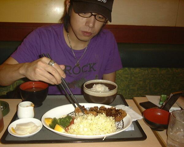 File:Takeshi & food.JPG