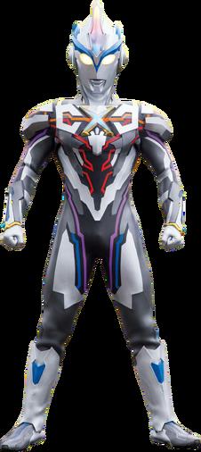 File:Ultraman Exceed X Render.png