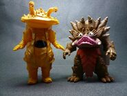 Digital Kanegon & Miraclon toys