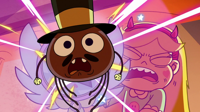 File:S2E22 Spider With a Top Hat summoned from the wand.png