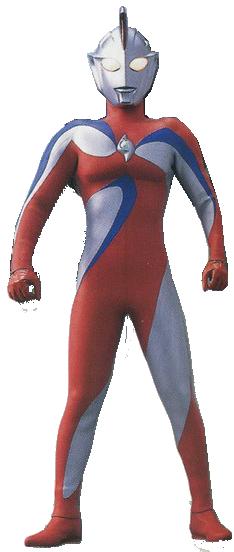 Ultraman Cosmos Corona Mode Image - Ultraman Cosmo...