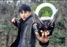 File:Ultraman Orb tranformation device.png