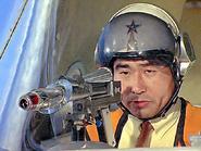 Arashi plane gun
