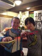 Takeshi Gaia & Kohji Seven