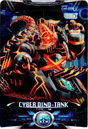 Ultraman X Cyber Dino-Tank Card