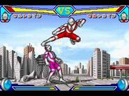 Taigetsu GBA Ultraman VS PInk Ultras