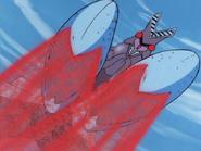 Alien Baltan (Joneus) Freeze Ray