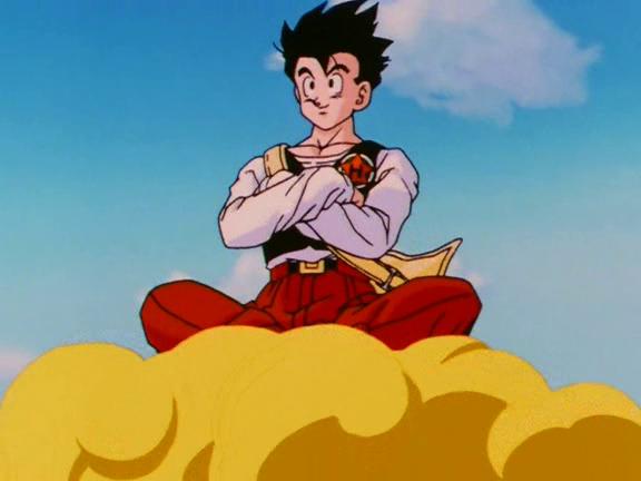 đám mây bay dragon ball