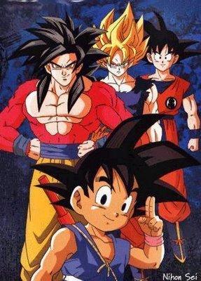 File:Goku SSJ4, Goku SSJ, Goku, Goku Piccolo.jpg