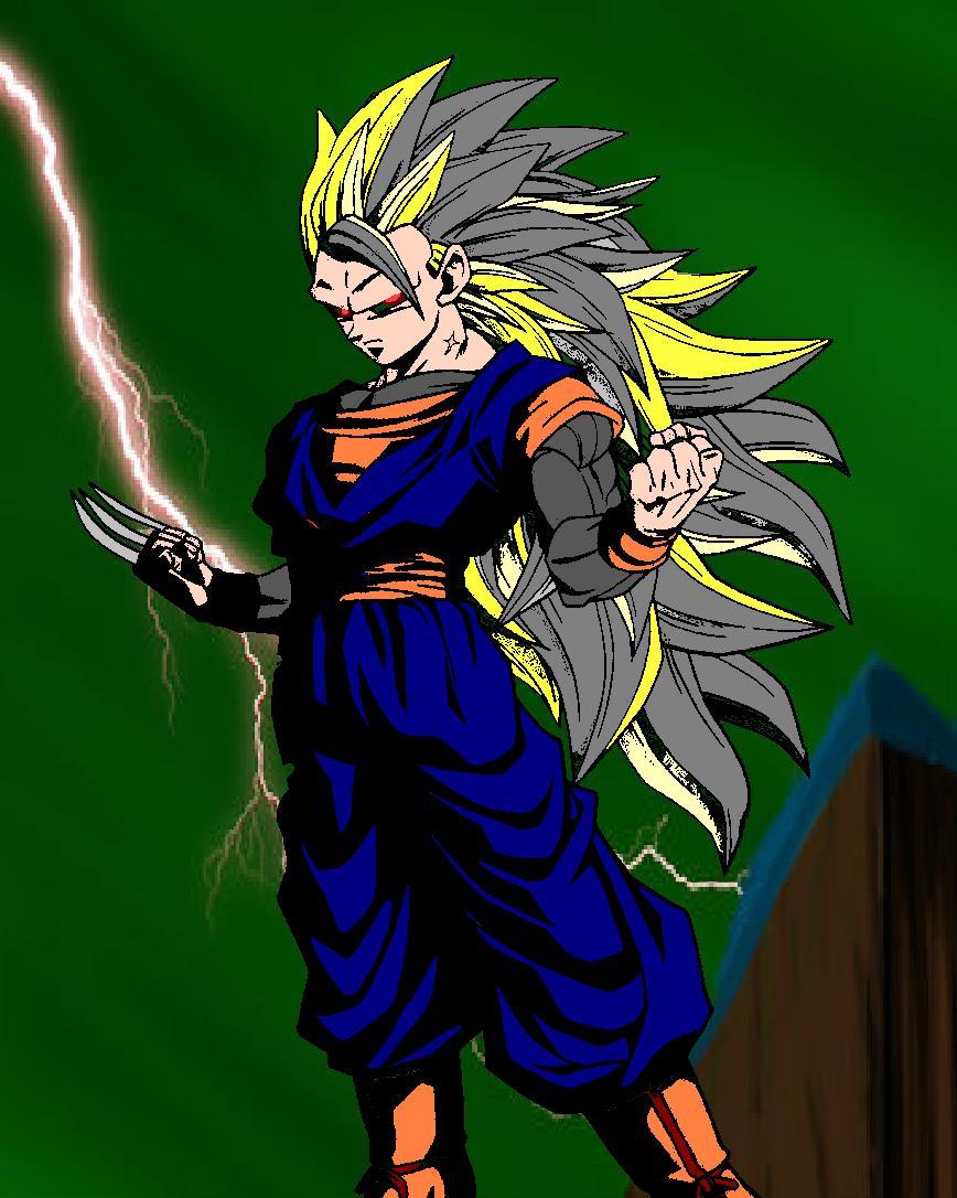 Image - Evil Goku ssj7.jpg   Ultra Dragon Ball Wiki ...