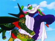 Cell vs Piccolo