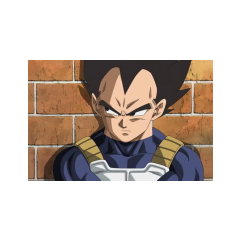 Vegeta=Because you were dead