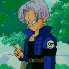 And Im Future Trunks, errr... Just call me Trunks!