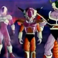Frieza's family in <i>Dragon Ball Heroes</i>