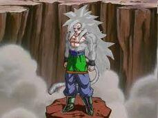 SS5 Goku