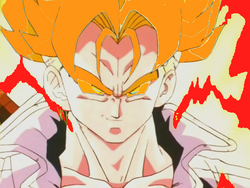 Flame Super Saiyan