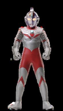 Ultraman Legacy Ace LD mode