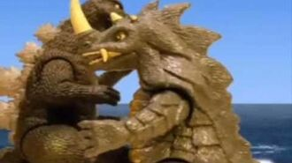 Godzilla and his Amazing Friends episode 9