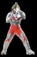 Ultraman Legacy fighting pose V2