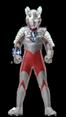 Ultraman Legacy Zero LD