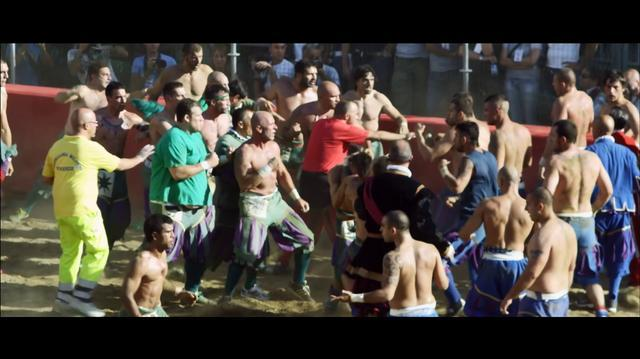 GLADIATORS SPIRIT'S IS STILL ALIVE Calcio storico Fiorentino Take 2