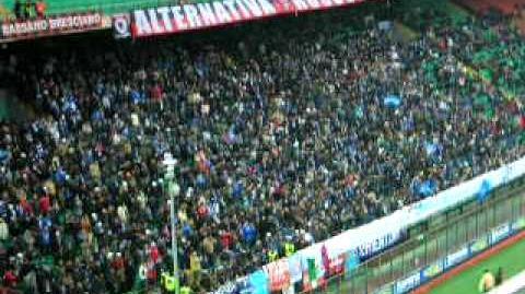 Milan - Novara Ultras Novara