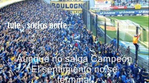 Cantos de Boca Juniors