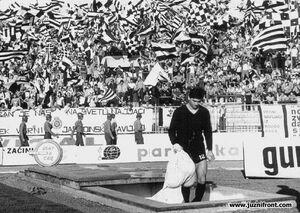 Partizan Belgrad 70s