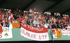 Cliftonville 90s