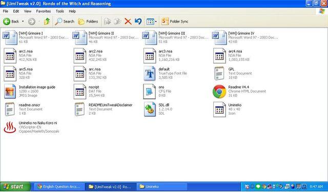 File:-UmiTweak v2.0- Rondo of the Witch and Reasoning Folder.jpg