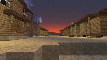 Autry plain sunrise