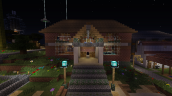 UMS MTM's house