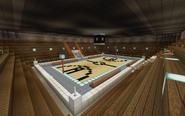 Inside Indoor Arena
